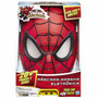 Máscara Eletrônica Ultimate Spider-man Web Warriors Hasbro