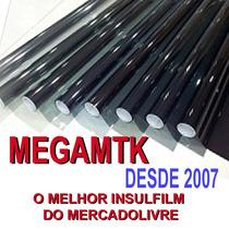 Pelicula Insulfilm 1,00x 30,00m + 0,50x30m Anti Risco G5