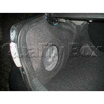 Caixa De Fibra Lateral Reforçada Corolla (2009-2013)