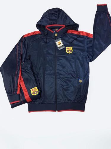 Agasalho Conjunto Do Barcelona Blusa E Calça Futebol Frete à venda ... 4fed7e3dcfd4b