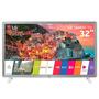 Tv 32 Led Lg Lk610bpsa   Branca  Hd  Smart Tv