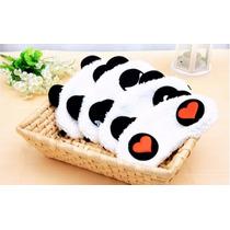 Mascara Para Dormir Panda Repouso Viseira Tapa Olho Pandinha