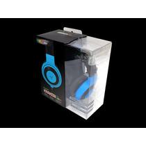 Razer Áudio Kraken Pro Neon Blue Mobile Com Microfone
