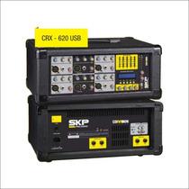 Skp Crx-620 Cabeçote 6 Canais Frete Grátis