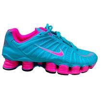 Tenis Nike Shox Tlx 12 Molas (feminino) + Frete Grátis