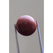 Pedra Do Sol Redonda Cabochão 11mm 10 Reais