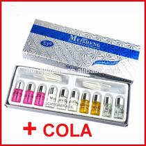 Kit Para Permanente De Cílios 10 Itens +cola