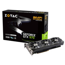 Geforce Zotac Gtx 970 Extr 4gb Ddr5 256bit 7200mhz Dvi Hdmi