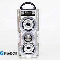 Caixa Som Acústica Amplificada Multimídia Portátil 20w Rms