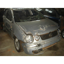 Floripa Imports Sucata Polo 2008 1.6 Power
