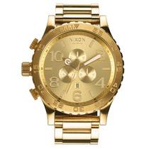 Relógio Nixon 51-30 Chrono Gold