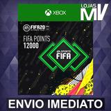 12000 Fifa Points Fifa 20 Xbox One - Código De 25 Dígitos
