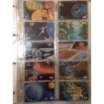 Lote 10 Cartões Telefônicos Raros