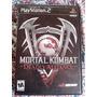 Mortal Kombat Deadly Alliance Usa Playstation 2 Ps2 Psx