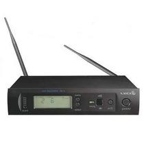 Base Receptor Para Microfone Sem Fio 96 Freq Lyco Uhx-96