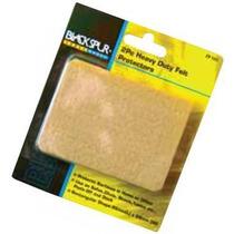 Felt Pad - Embalagem De 2 Proteção Madeira Oak Piso Laminado