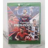 Pes 20 Xbox One Mídia Fisica - Novo Lacrado - Pes 2020