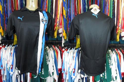 63ac02b0b0 Brechó do Futebol - Grêmio 2008 Camisa De Passeio Tamanho M
