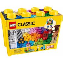Balde Lego Classic 10698 Caixa Grande Criativa 790 Peças