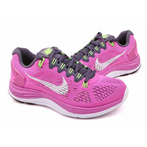 Tênis Nike Lunar Glide +5 - Feminino Corrida Fitness Oferta