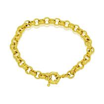 13c7e9559fb85 Busca pulseira de ouro com os melhores preços do Brasil - CompraMais ...
