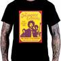 Camiseta Camisa Poster Banda Rock The Jimi Hendrix Exper C52 Original
