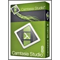 Camtasia Studio 7 Lincenciado + Curso Video Aulas + Bonus
