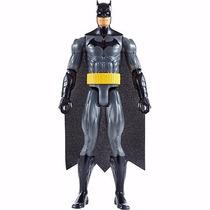 Boneco Liga Da Justiça Batman Preto 30cm - Mattel