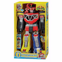 Megazord Power Rangers Imaginext - Mattel