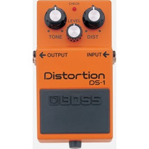 Pedal Boss Distortion Ds-1 (novo)(original)(garantia)