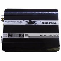 Módulo Amplificador Corzus Md3000 Digital - 1x3000w Rms Mono