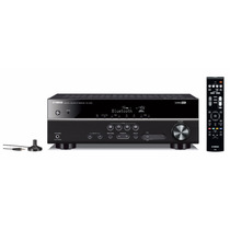 Receiver Yamaha Rx-v379 5.1 Canais Bluetooth 4k
