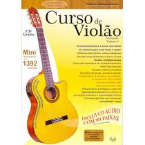 Método De Violão - Com Cd Grátis - Anderson Almeida - Vol.1