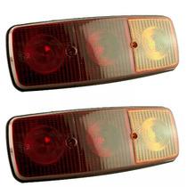 Lanterna Caminhão Mercedes Antigo 608/1113/1313 (par)
