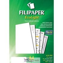 Papel Verge Filipaper 120g A4 Branco Cx30 Loja X-log
