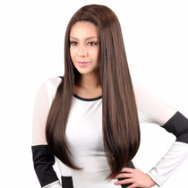 Peruca Full Cap Janet Collection Human Hair Blend Wig Encore