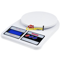 Balança Digital De Cozinha Sf-400 Até 10kg - Frete Grátis