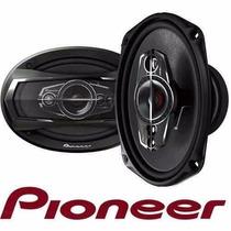 Alto Falante Pioneer 6995 600w 5vias Pentaxial 2015