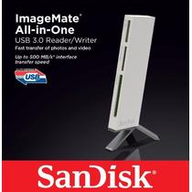 Leitor De Cartão Sandisk Imagemate All-in-one Usb 3.0