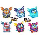 Boneco Hasbro Furby Boom Figure Inglês +carregador +4 Pilhas