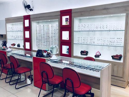 f237e8710 Loja Completa Fabrica De Óticas Moveis Para Ótica Óculos