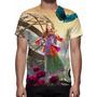 Camisa, Camiseta Disney Alice Através Do Espelho - 2016