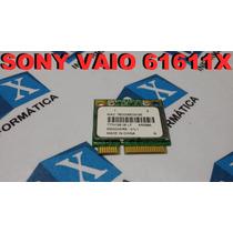 Mini Pci Wireless Sony Vaio 61611x Vpcee Séries Ar5b95