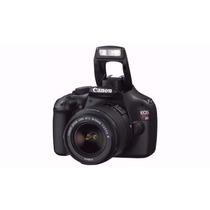 Camera Fotografica Canon Eos Rebel T3 + Kit