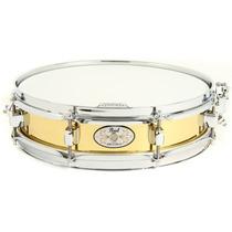 Promoção! Pearl B1330 Caixa Piccolo 13x3 Brass Shell