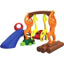 Zooplay Mini Parque De Diversões - Brinquedos Bandeirante