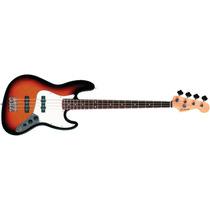 Contra Baixo 4 Cordas Jazz Bass Jazztone Ts Benson Tabacco