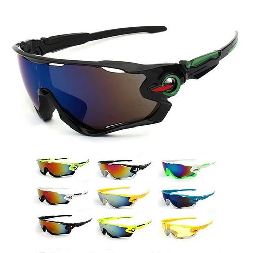 Kit C 5 Oculos De Sol Ciclismo Ciclista Uv 400 Ñ Oakley. R  122.99 19ce597f7e