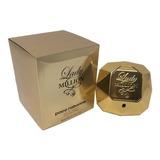 Perfume Lady Million Edp.  80ml - 100% Original.