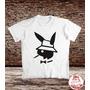 Camisetas Playboy - 100% Poliéster - Estampa Não Apaga